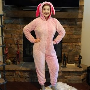 🐰Pink Bunny Onesie by Merry and Bright! 🐰
